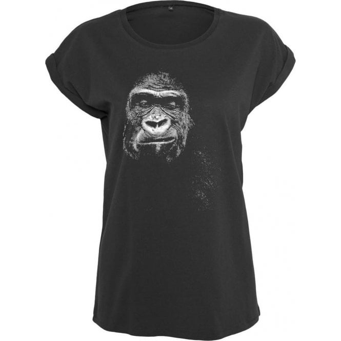 Faded Ape Womens Extended Shoulder T-Shirt