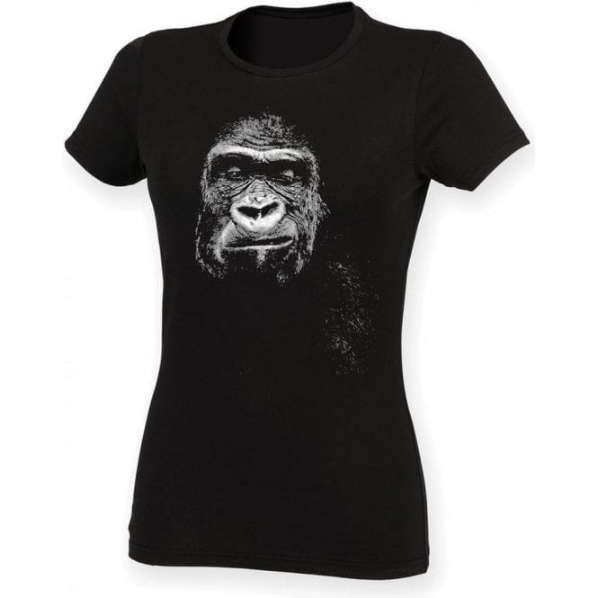 Faded Ape Womens Slim Fit T-Shirt