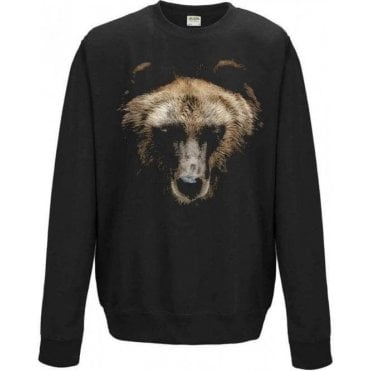 Faded Bear Sweatshirt