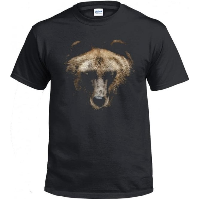 Faded Bear T-Shirt