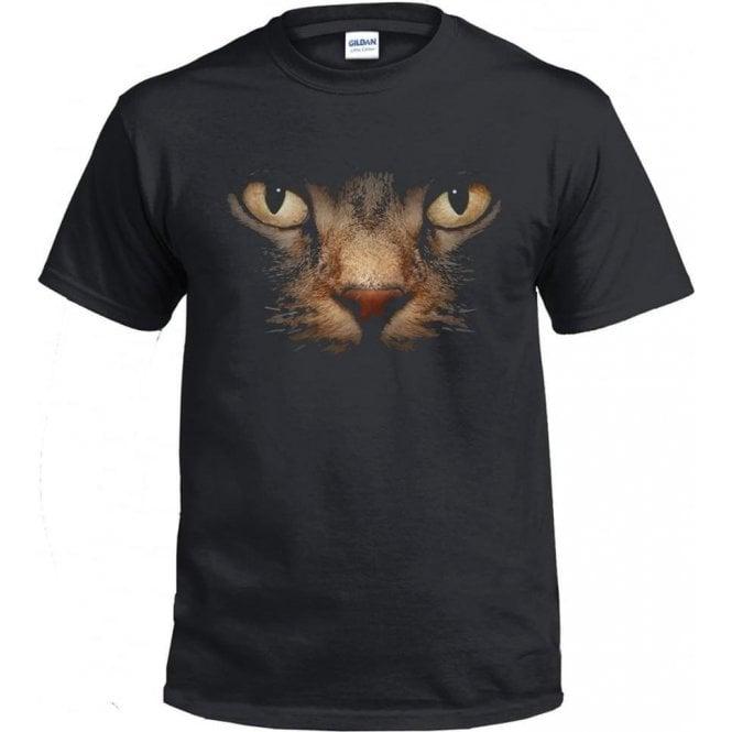 Faded Cat Eyes T-Shirt
