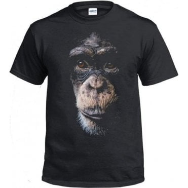 Faded Chimp T-Shirt