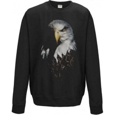 Faded Eagle Sweatshirt