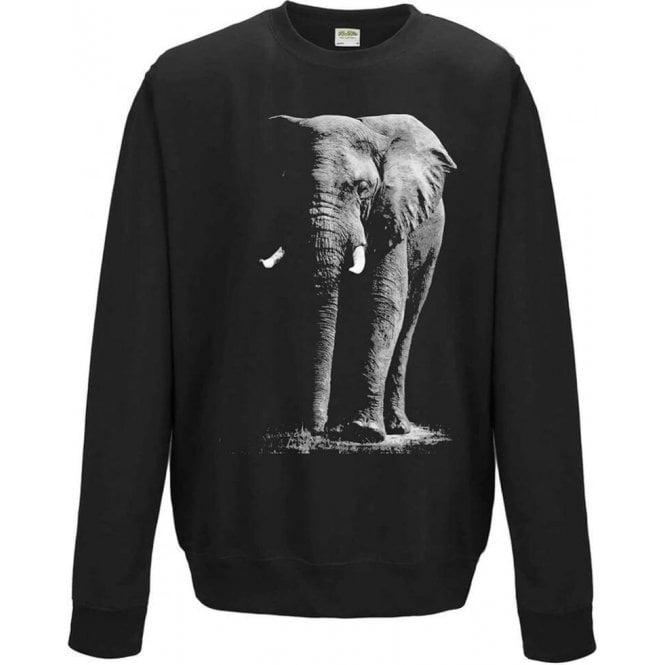 Faded Elephant Sweatshirt