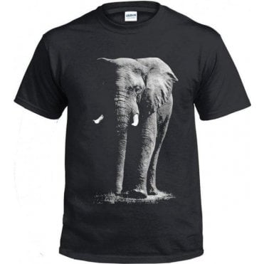 Faded Elephant T-Shirt