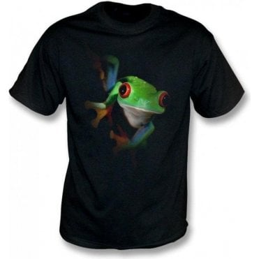 Faded Frog Kids T-Shirt