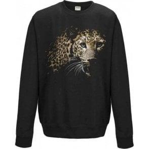Faded Leopard Sweatshirt