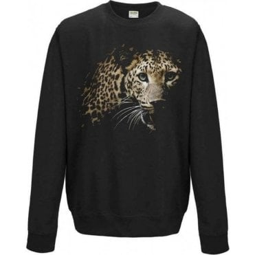 Faded Leopard Sweatshirt