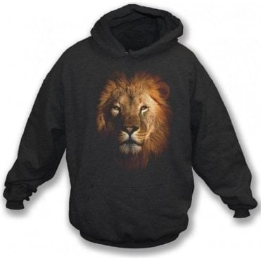 Faded Lion Hooded Sweatshirt
