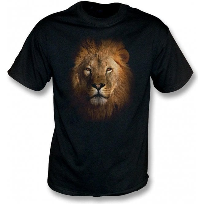Faded Lion Kids T-Shirt