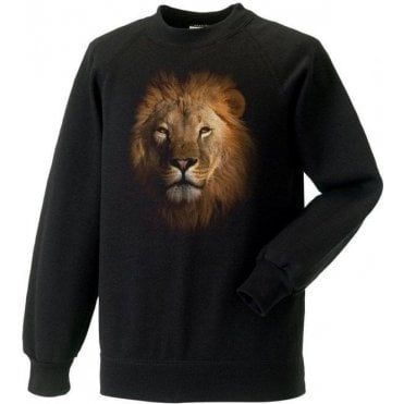 Faded Lion Sweatshirt