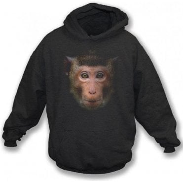 Faded Monkey Kids Hooded Sweatshirt