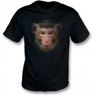 Faded Monkey Kids T-Shirt