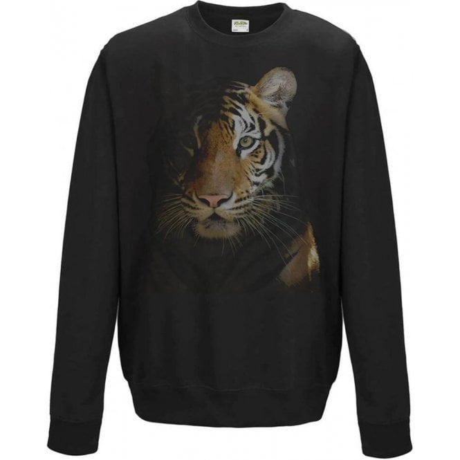 Faded Tiger Sweatshirt