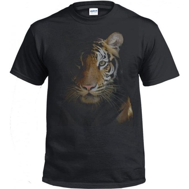 Faded Tiger T-Shirt