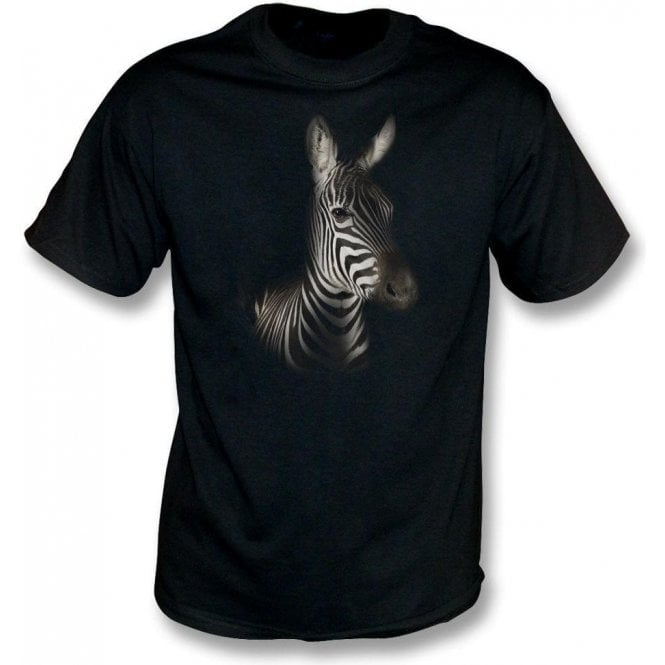 Faded Zebra T-Shirt