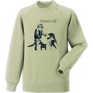 Fleetwood Cat Sweatshirt