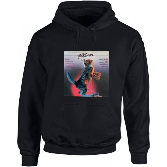 Footloose Kitty Kids Hooded Sweatshirt