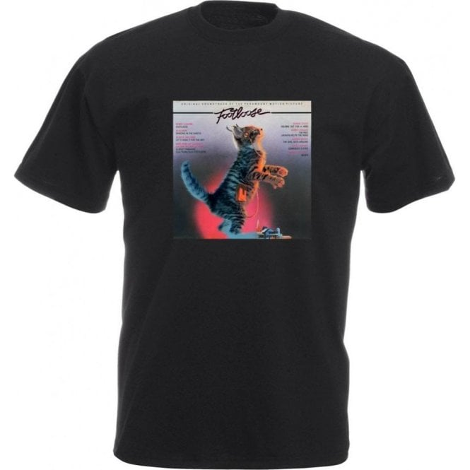 Footloose Kitty T-Shirt