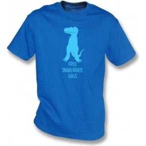 Free Inadequate Hugs T-Shirt
