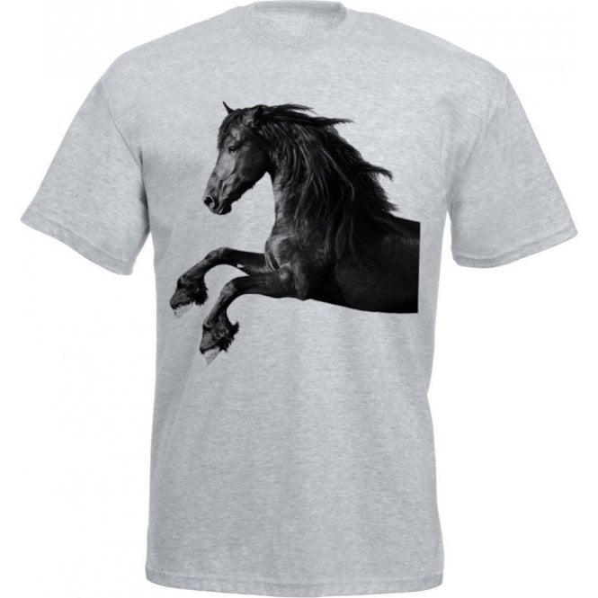 Galloping Horse Kids T-Shirt