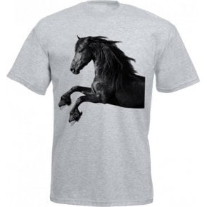 Galloping Horse Kids T-Shirt