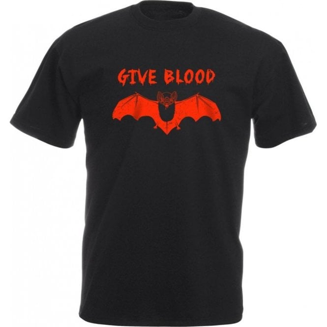 Give Blood Kids T-Shirt