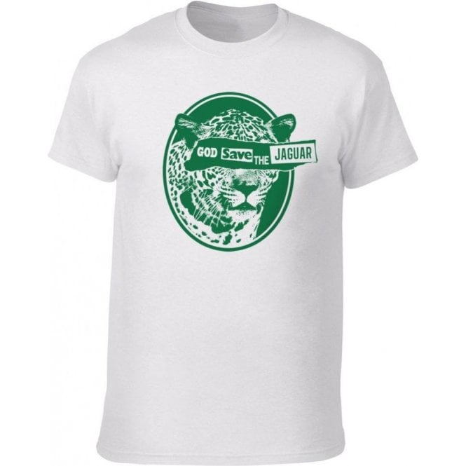 God Save The Jaguar Kids T-Shirt