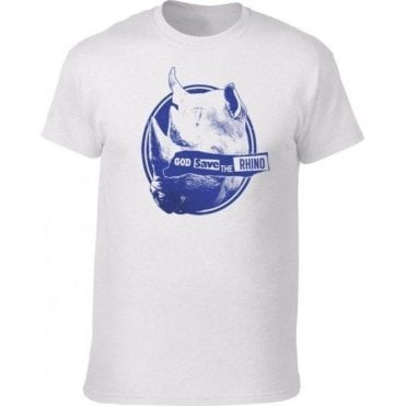 God Save The Rhino Kids T-Shirt