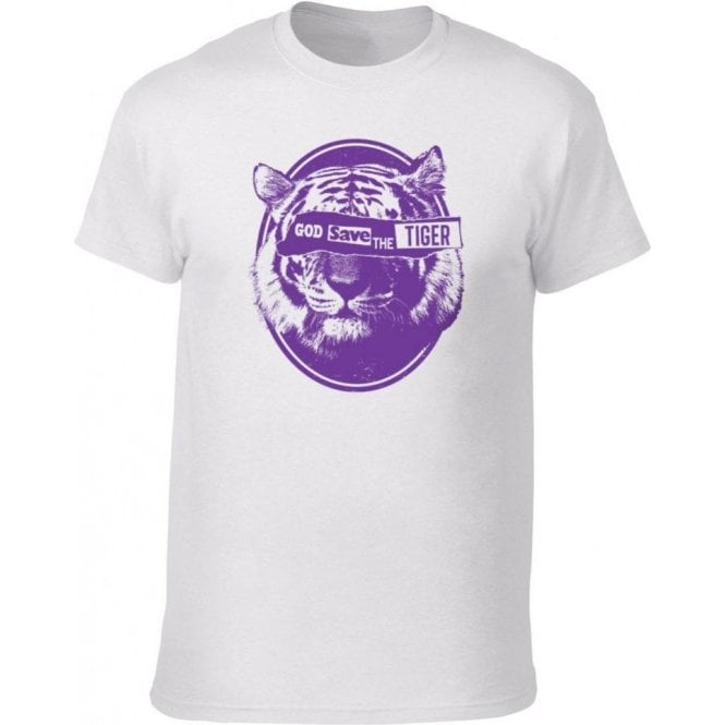 God Save The Tiger Kids T-Shirt