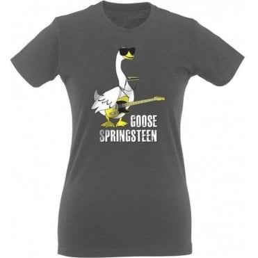 Goose Springsteen Womens Slim Fit T-Shirt