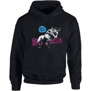 Gorilla Jungle Beats Hooded Sweatshirt