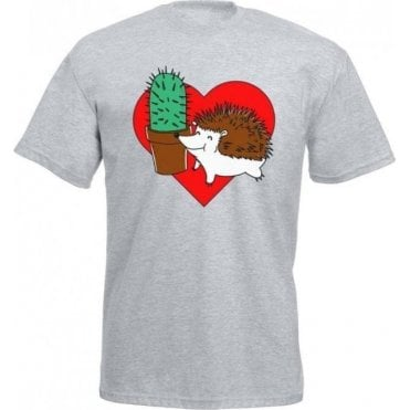 Hedgehog Cactus Kids T-Shirt