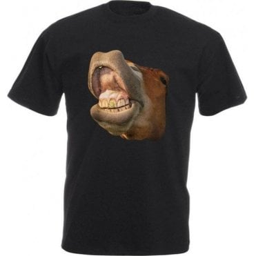 Horse Head Kids T-Shirt