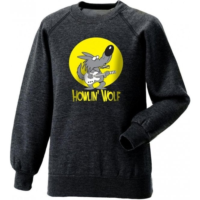 Howlin' Wolf Sweatshirt