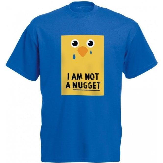 I Am Not A Nugget Kids T-Shirt