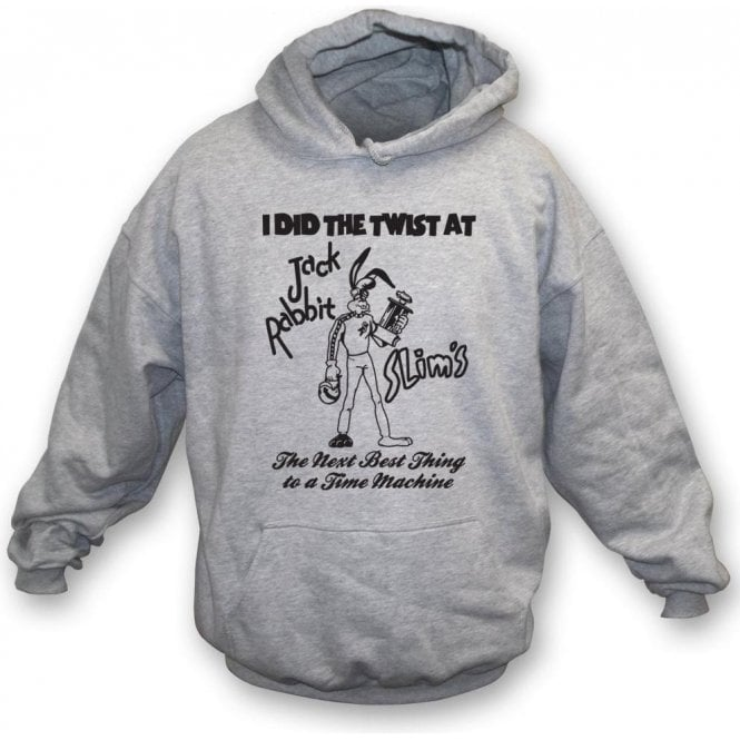 Jack Rabbit Slim's Hooded Sweatshirt