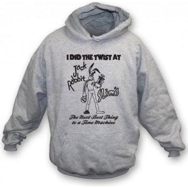Jack Rabbit Slim's Kids Hooded Sweatshirt