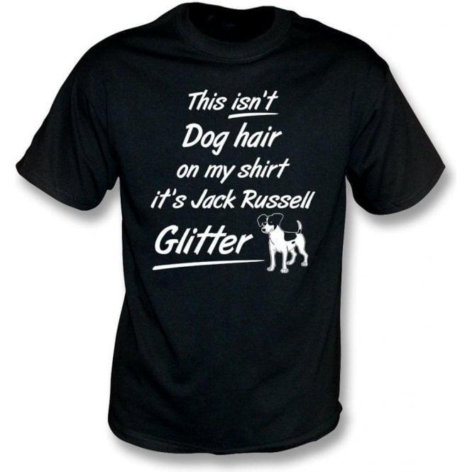 Jack Russell Glitter T-Shirt