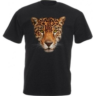 Jaguar Face Kids T-Shirt