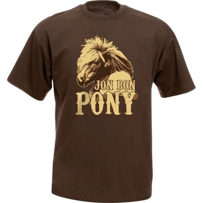 Jon Bon Pony Kids T-Shirt