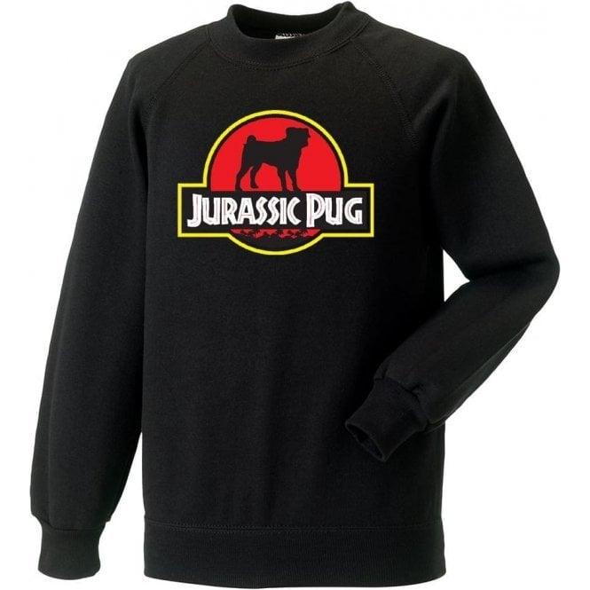 Jurassic Pug Sweatshirt