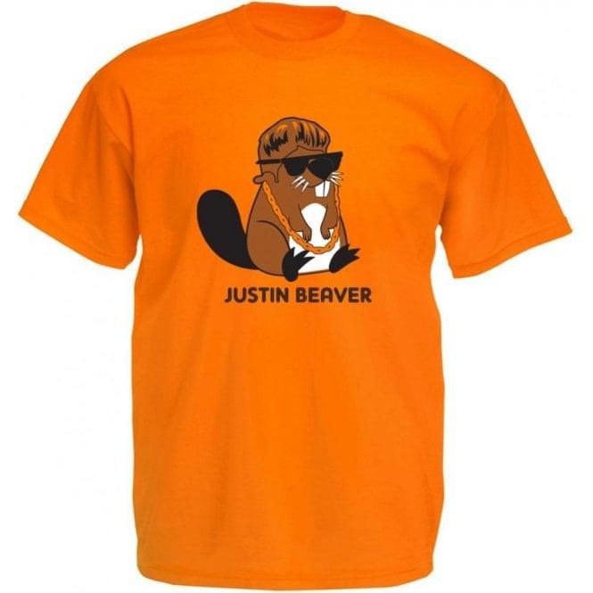 Justin Beaver Kids T-Shirt