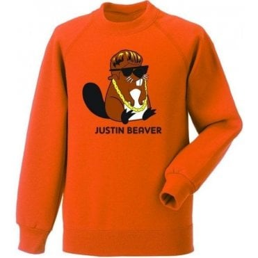 Justin Beaver Sweatshirt