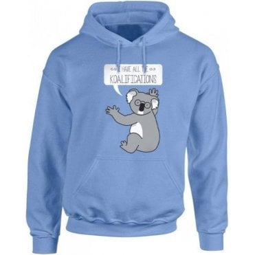 Koalifications Kids Hooded Sweatshirt
