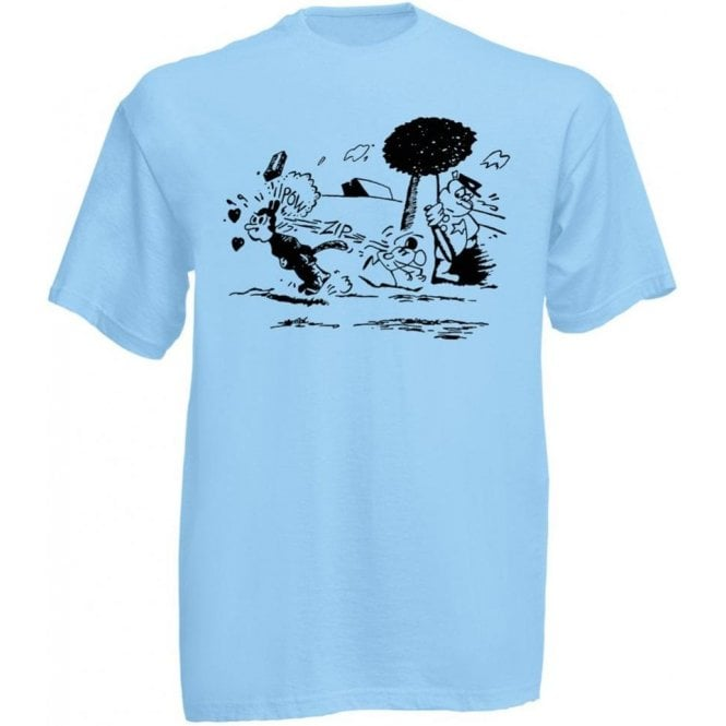 Krazy Kat (As Worn By Samuel L. Jackson, Pulp Fiction) T-Shirt