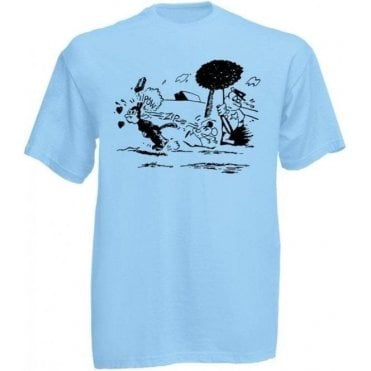 Krazy Kat (As Worn By Samuel L. Jackson, Pulp Fiction) T-Shirt