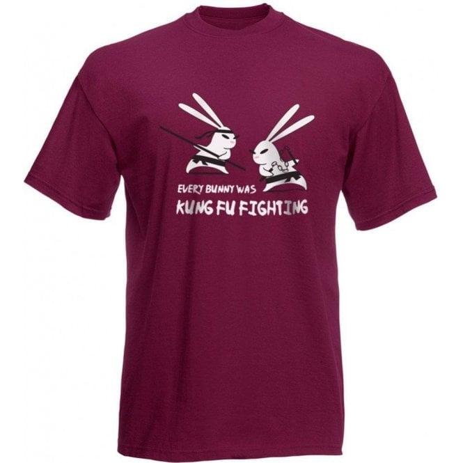 Kung Fu Bunny Kids T-Shirt