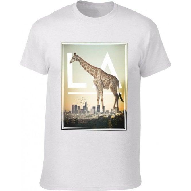 L.A. Giraffe Kids T-Shirt