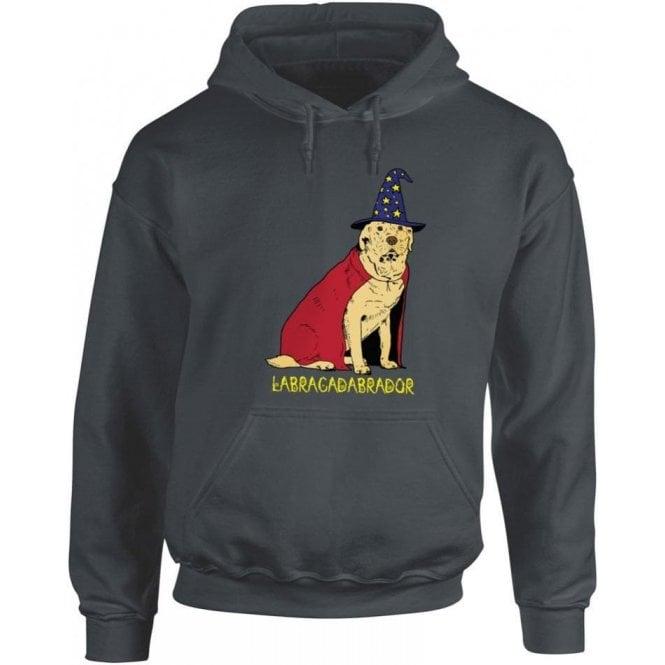 Labracadabrador Kids Hooded Sweatshirt